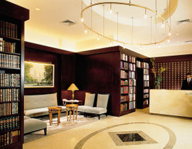 Library_hotel